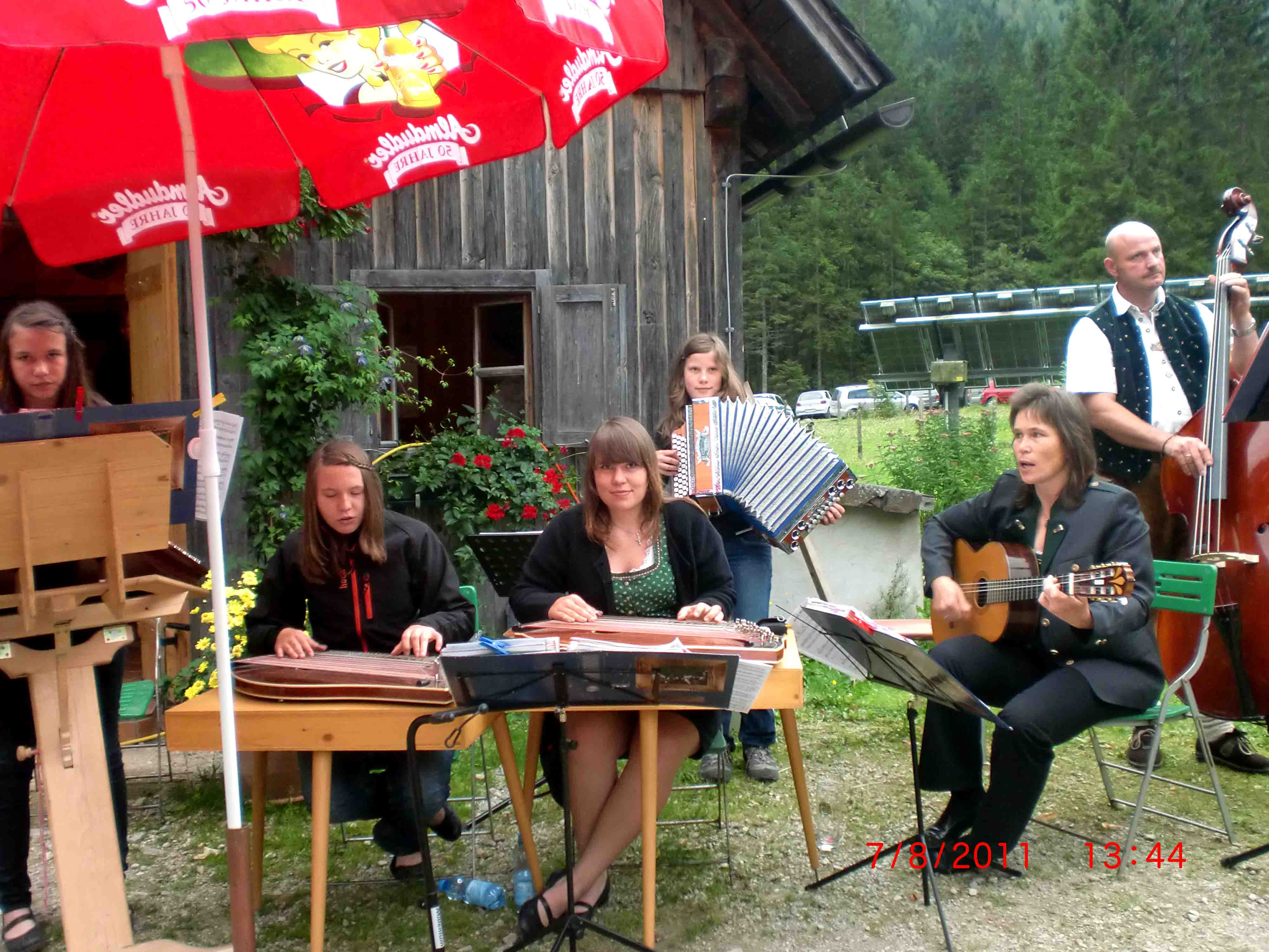 Musikalischer Almsommer 2011