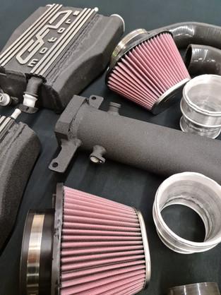 Intercooler kit M157