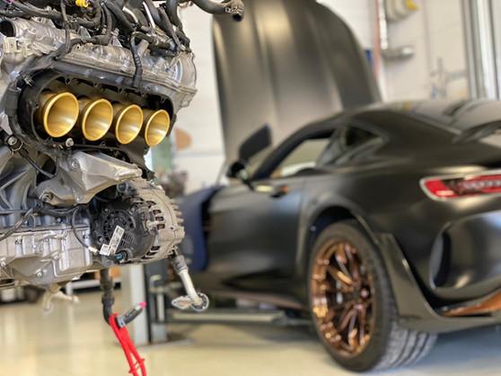 Intake manifold GT  / GTS / GTC / GTR