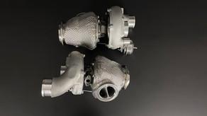 Twin Scroll Turbocharger GAD 177 60/76R