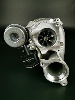 Turbocharger GAD 825-60/71R