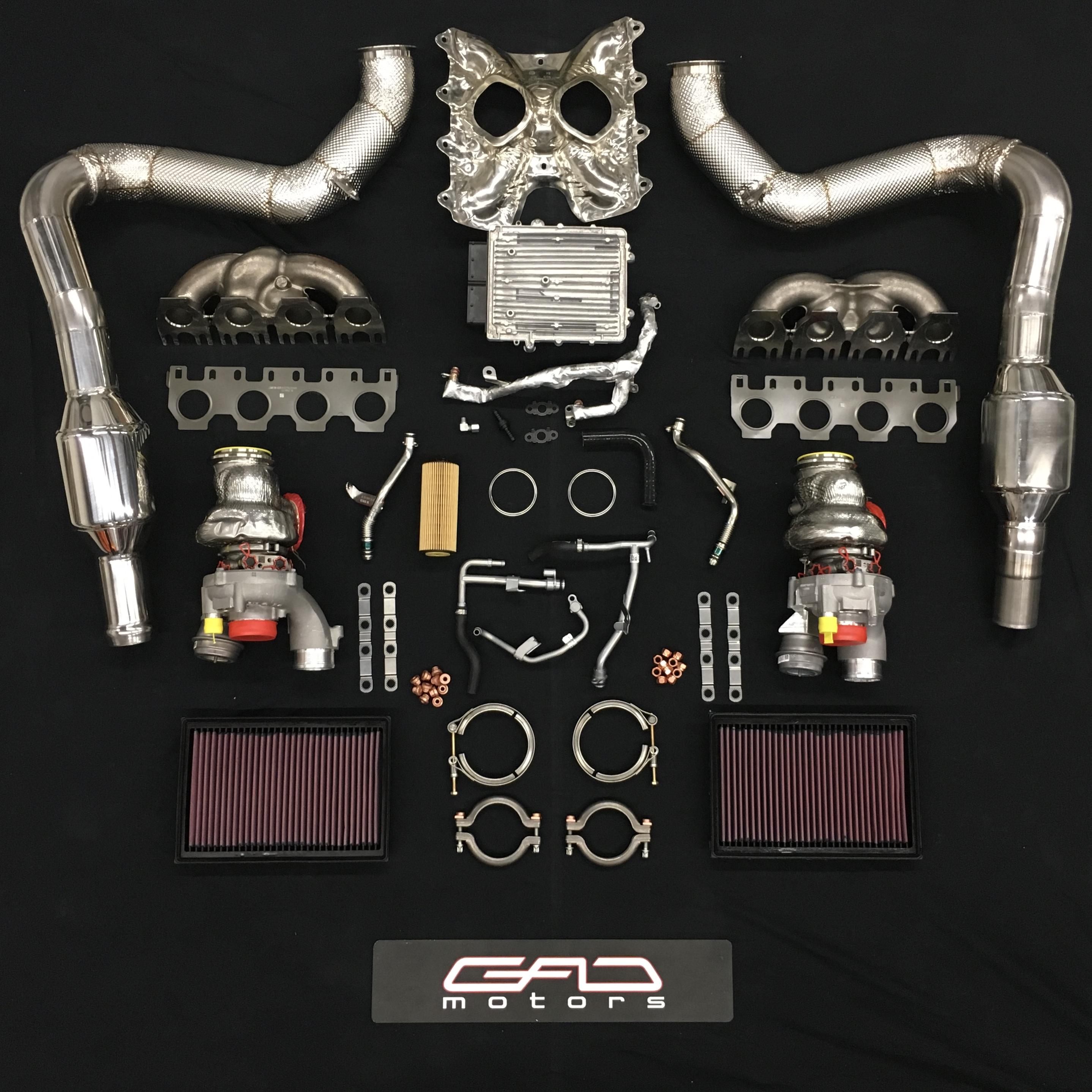 Stage 3 GAD-Motors