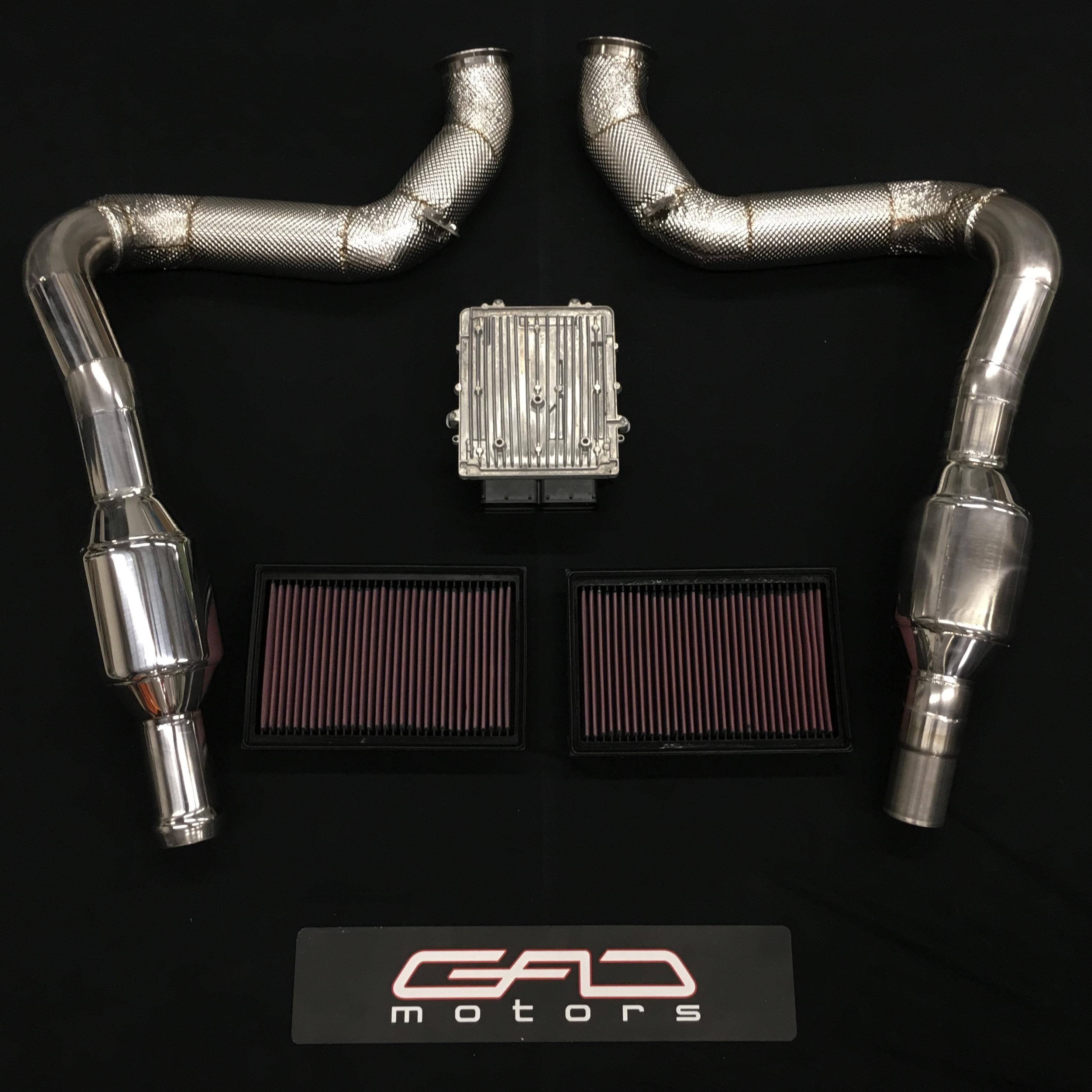 Stage 2 GAD-Motors