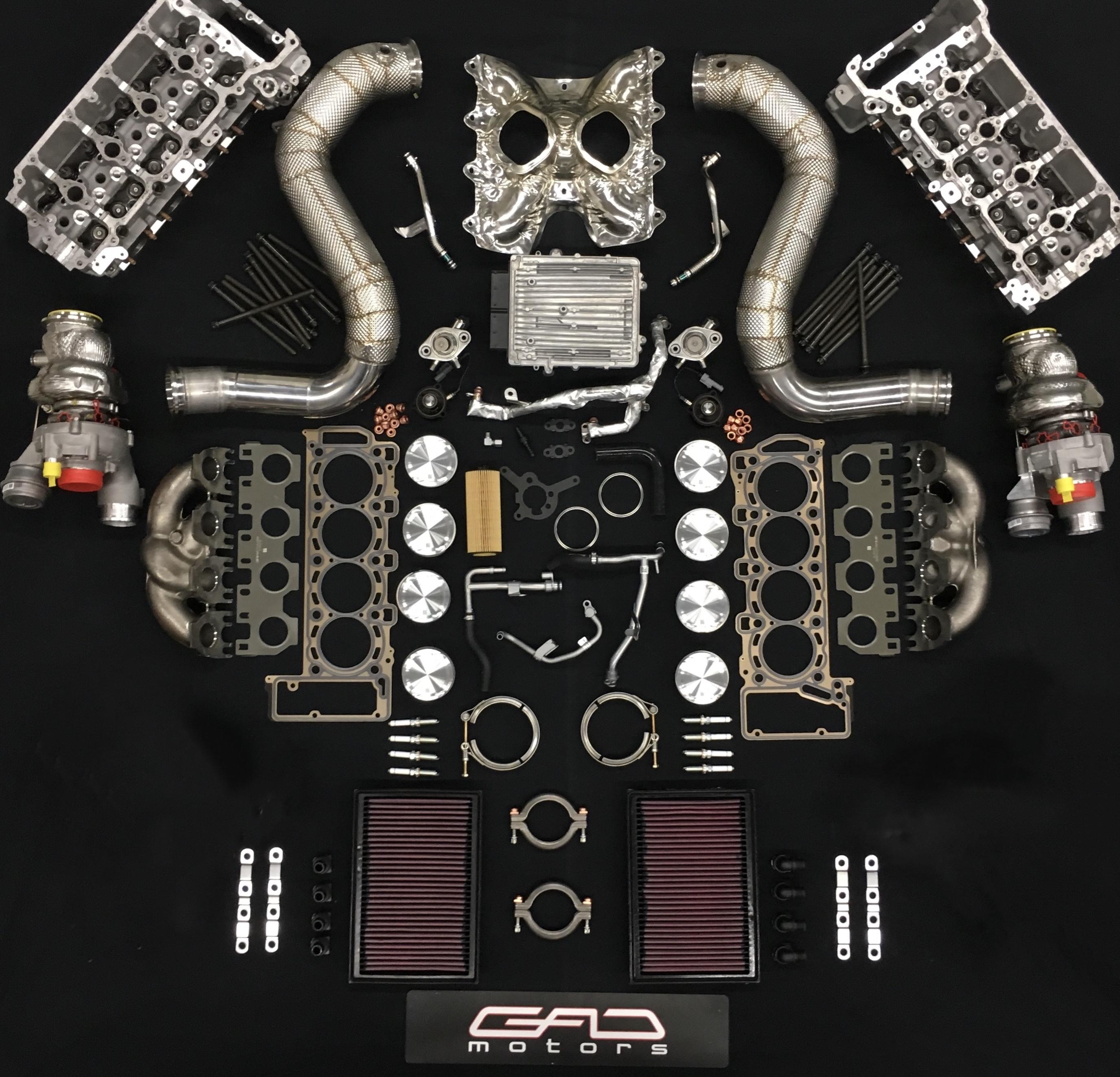 Stage 5 GAD-Motors