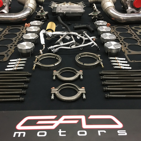 Stage 4 GAD-Motors