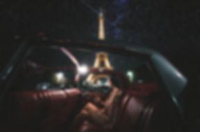 Tour romantique de Paris by night - Tour Eiffel