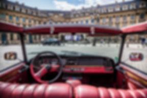 Visite Paris voiture ancienne Citroen Traction 2CV DS