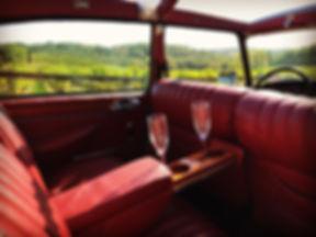 Privae luxury wine tour Bordeaux Citroen