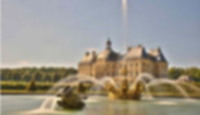 Vaux le Vicomte | excursion en voiture