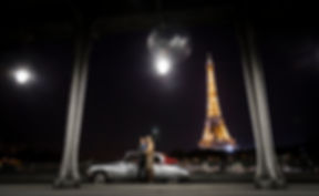 Balade Paris en voiture de collection Citroen Traction 2CV DS