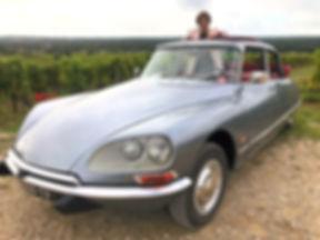 private luxury wine tour Sauternes