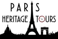 LOGO PARIS HERITAGE TOURS