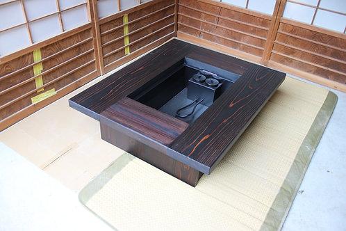 囲炉裏テーブル ベーシックタイプ