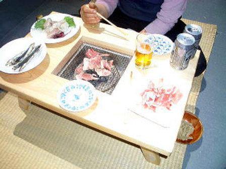 ミニサイズテーブル おちびちゃん