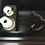 Thumbnail: タモ材 正方形 囲炉裏テーブル5点セット【囲炉裏テーブル 灰 五徳 酒燗器 徳利】