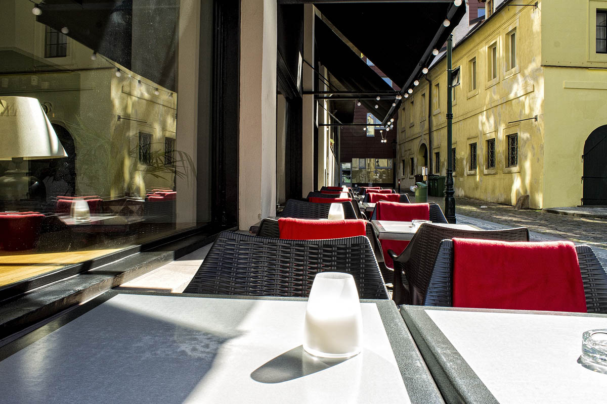 Kavárna a bistro Tobruk