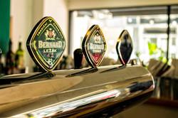 Pivo na čepu - Bernard