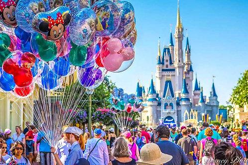 Walt Disney World, Orlando, FL