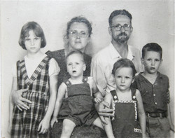 in formative family, paraguay
