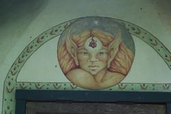 goddesse of fire ~ fresco