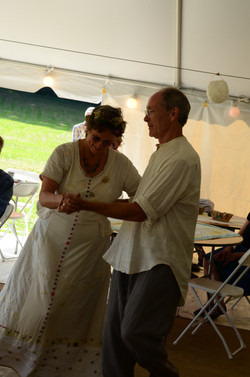 marrying dancing with bruce
