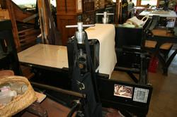elderly etching press