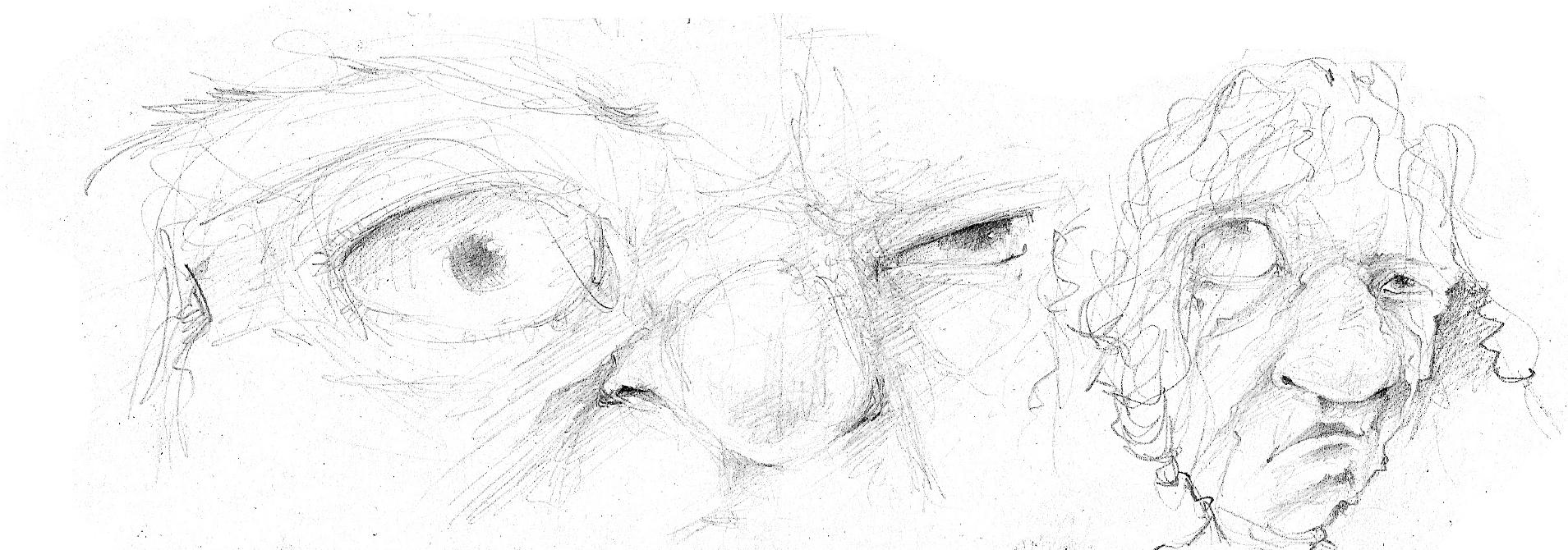 one-eyed blinde~study