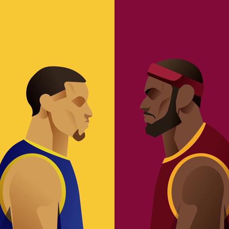NBA Illustration