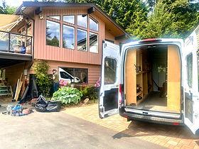 Carpenter West Van