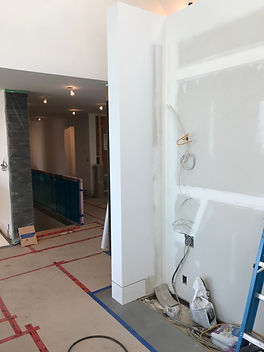 Drywall repair North Vancouver