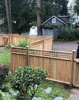 New Fence North Van