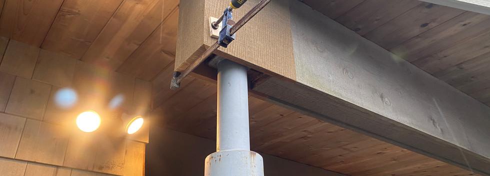 Exterior carpentry MicroWORKS Handyman