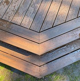 New deck build north vancouver