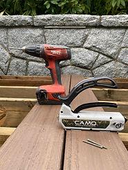 Deck building tools