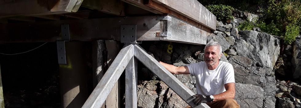Deck Repair MicroWORKS Handyman