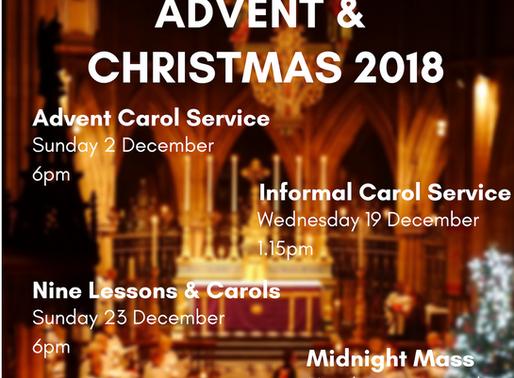 Advent Calendar: December 2018