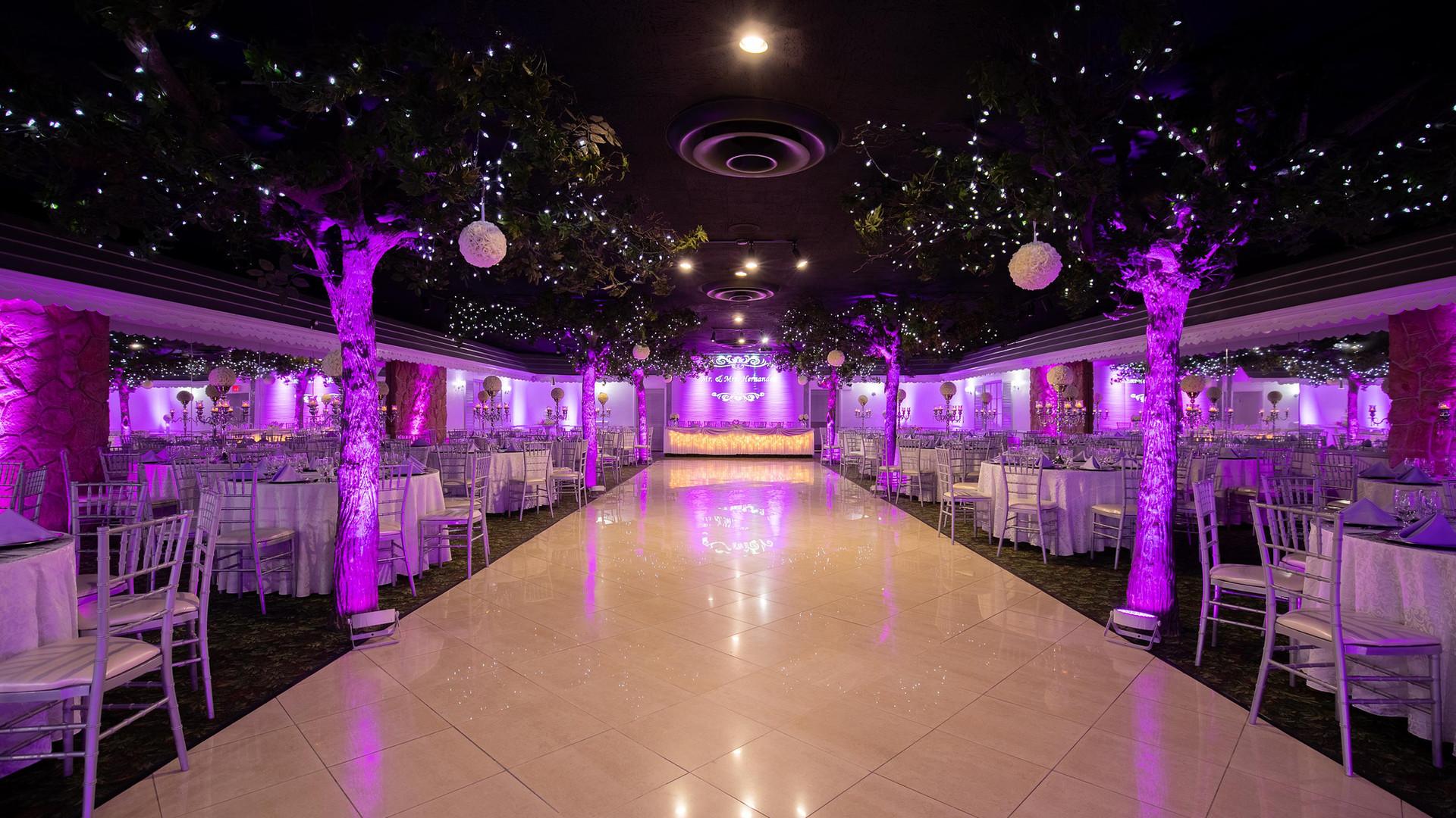 DIAMOND GARDEN HALL WEDDING IN CHICAGO