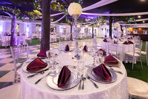 Royal Garden Banquets