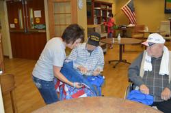 GCMA Honors Veterans