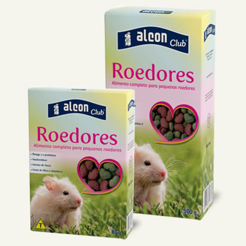 Alcon Club Roedores