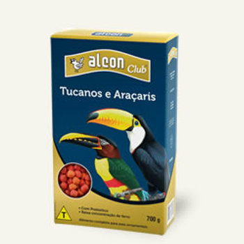 Alcon club tucanos e araçaris