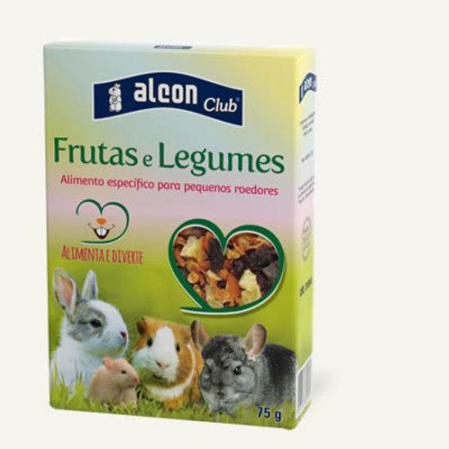Alcon club roedores frutas e legumes