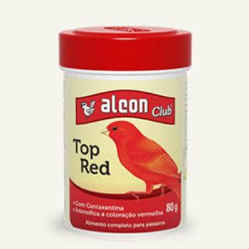 alcon club top red