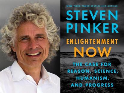Steven Pinker - Διαφωτισμός Τώρα - προλογικές σημειώσεις - (1/26)