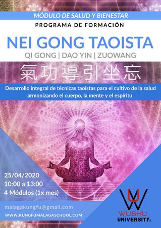 Nueva formación en Nei Gong Taoísta