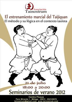 TAIJIQUAN MARTIAL TRAINING
