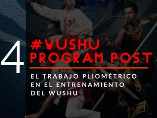 EL TRABAJO PLIOMÉTRICO EN EL ENTRENAMIENTO DEL WUSHU - 4
