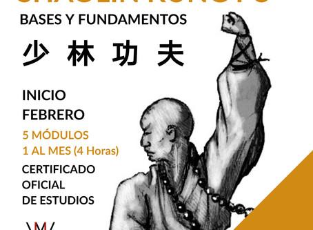 PROGRAMA INTEGRAL DE FORMACIÓN EN BOXEO SHAOLÍN