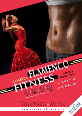 Nuevas clases de Flamenco Fitness