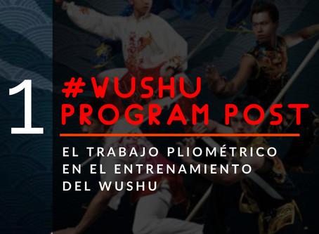 EL TRABAJO PLIOMÉTRICO EN EL ENTRENAMIENTO DEL WUSHU - 1